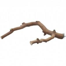 Doğal Ağaç Tünek Papağanlar İçin 35-42cm