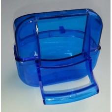 Kristal Lüx yemlik Mavi